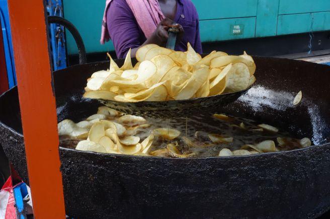 chipsfrittierer