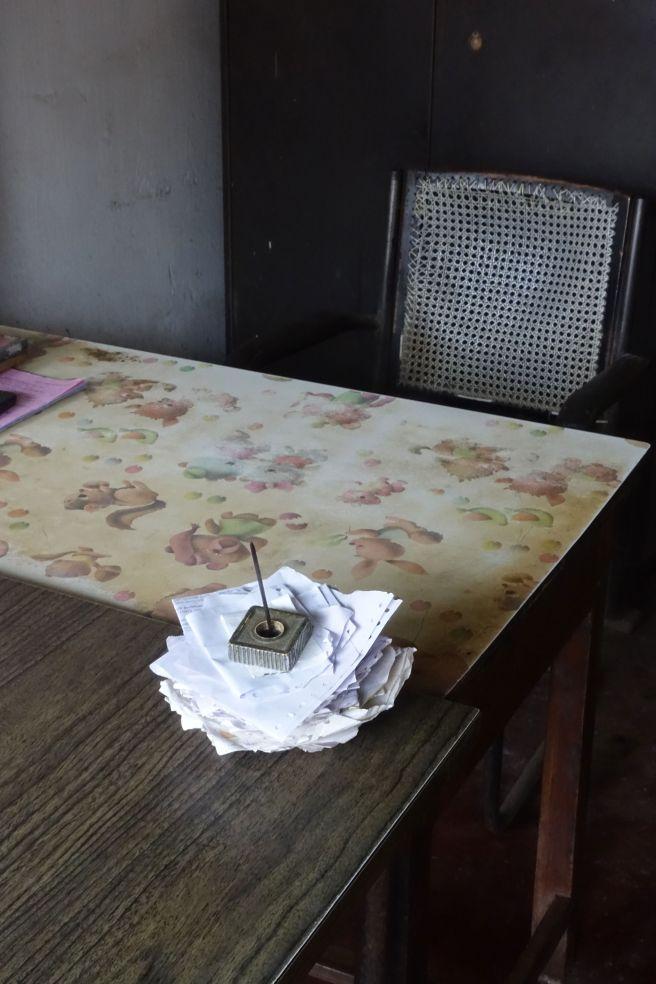 der teehändler und seine kassenzettel